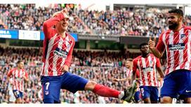 أتلتيكو مدريد يستسلم لبرشلونة