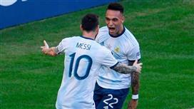 برشلونة يسعى لضم شريك ميسي
