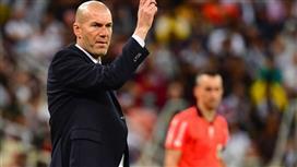 """""""زيزو"""" لم يخسر أي نهائي مع ريال مدريد"""