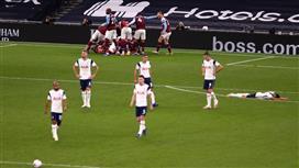 بالفيديو - وست هام يصنع الإثارة ويتعادل مع توتنهام 3-3 بعد تأخره بثلاثية نظيفة