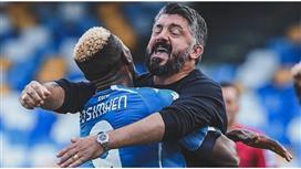 نابولي يقترب من تجديد عقد غاتوزو