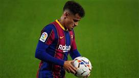 الكشف عن بند تعجيزي في صفقة برشلونة مع كوتينيو