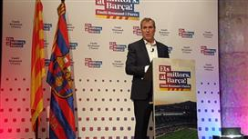 إيميلي روساود يترشح لرئاسة برشلونة ويعد بإعادة نيمار