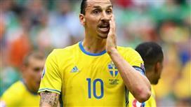 مدرب السويد يلتقي إبراهيموفيتش لمناقشة العودة للمنتخب