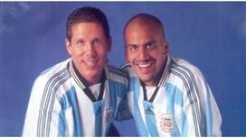 فيرون: سيميوني سيتولى تدريب الأرجنتين يوماً ما