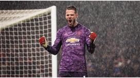 دي خيا يلمح لرغبته في البقاء مع مانشستر يونايتد
