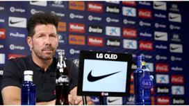 سيميوني: لن نغير من أسلوبنا أمام برشلونة