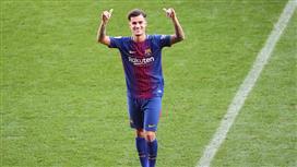 برشلونة يعرض كوتينيو على ناديان إنجليزيان