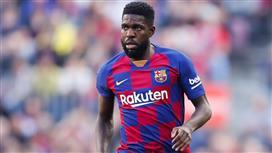 اومتيتي يحدد موقفه من الاستمرار مع برشلونة