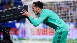 عرض قطري ضخم للاعب ريال مدريد