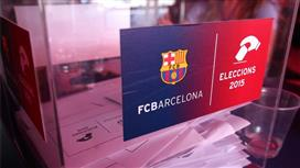تحديد الموعد الجديد لانتخابات برشلونة