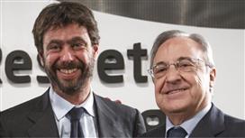 بيريز ناقش مع انييلي مستقبل ثنائي ريال مدريد